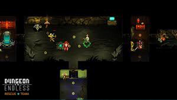 игра Dungeon of the Endless