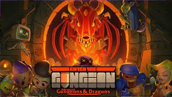 Enter the Gungeon игра