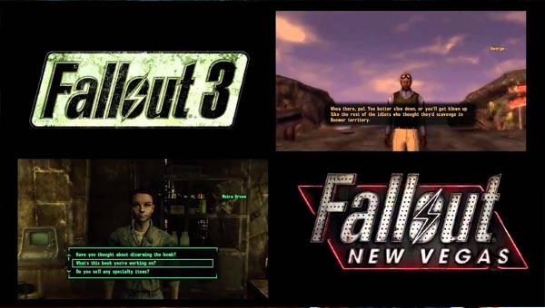 игра Fallout 3-4, New Vegas
