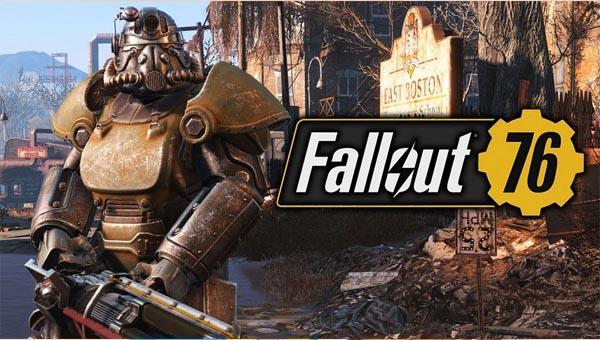 игра Fallout76