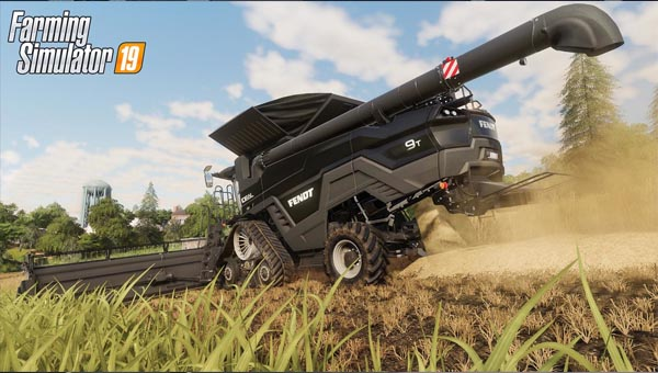 игра Farming Simulator 19