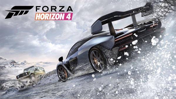 анонс аркадной гонки Forza Horizon 4