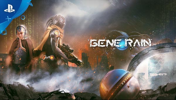 игра Gene Rain