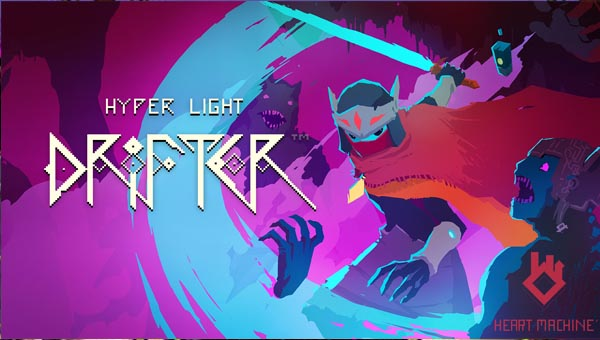 игра Hyper Light Drifter