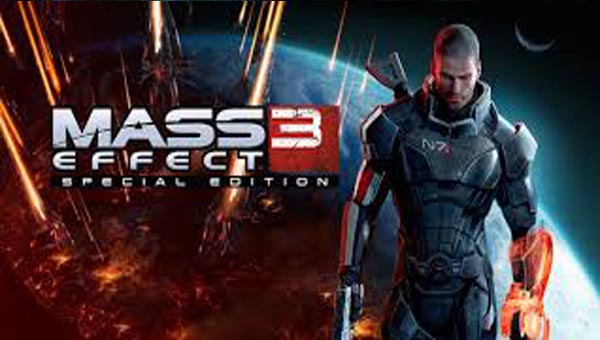 Mass Effect 1-3 игра