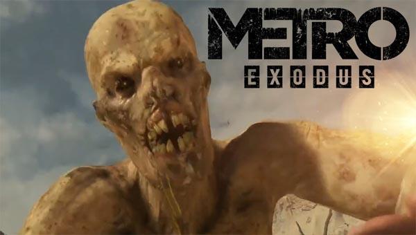 10 минут геймплея - самой долгожданной игры 2019 года Metro: Exodus