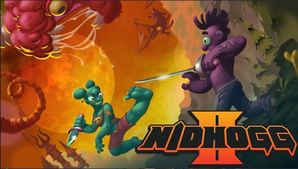 игра Nidhogg