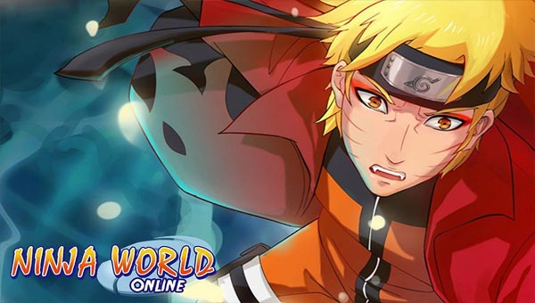 Ninja World Online игра