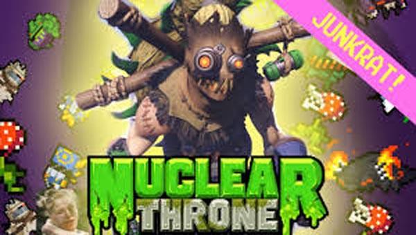 Nuclear Throne игра