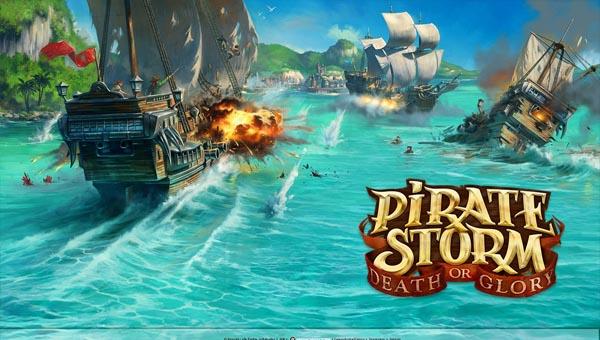 Pirate Storm игра