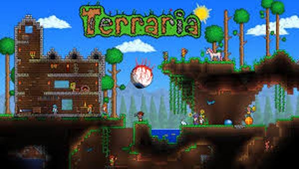 Terraria игра