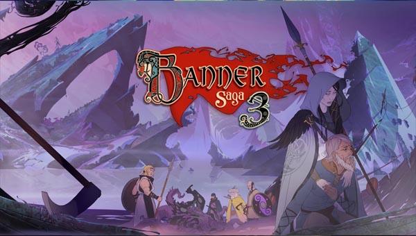 игра The Banner Saga 1-3