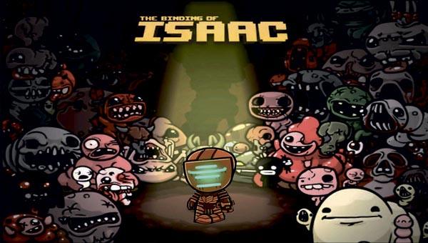 игра The Binding of Isaac: Rebirth