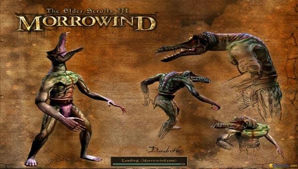 игра The Elder Scrolls 3: Morrowind