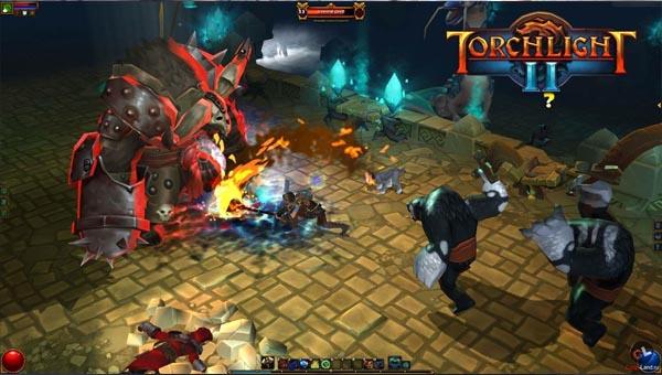 Torchlight 2 игра