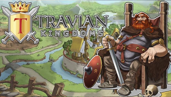 Travian Kingdoms игра