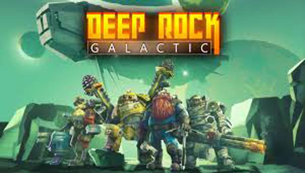 Deep Rock Galactic игра