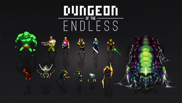 Dungeon of the Endless игра