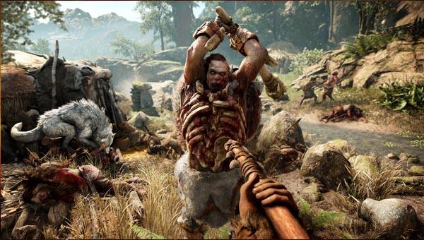 Обзор интересной игры Far Cry Primal