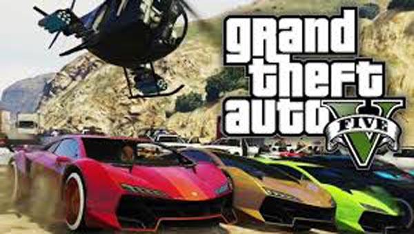 Grand Theft Auto V и онлайн