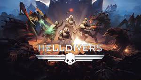 HELLDIVERS игра