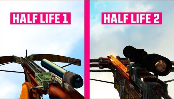 игра Half-Life 1 и 2