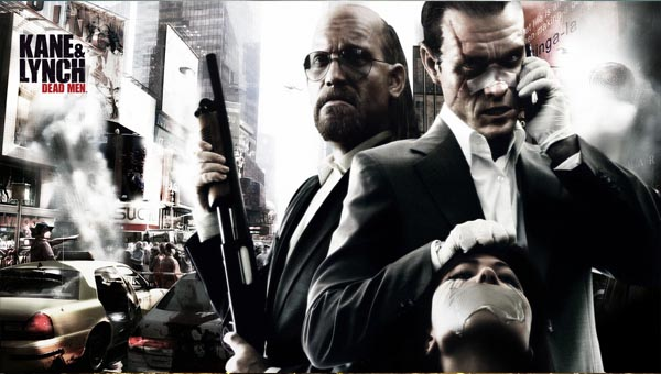 Kane & Lynch: Dead Men игра