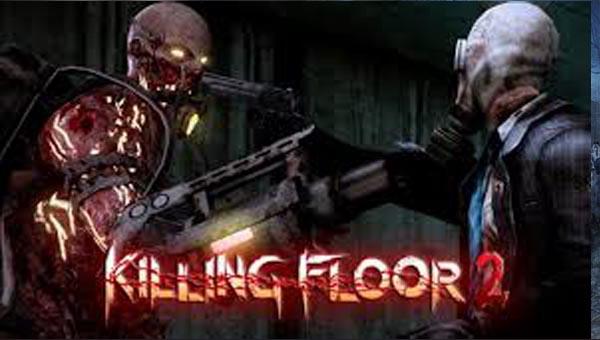 Killing Floor 1 и 2 игра