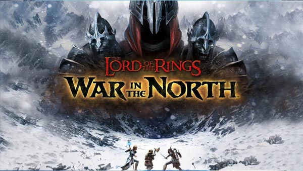 Lord of the Rings: War in the North игра