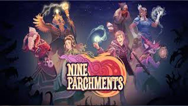 игра Nine Parchments