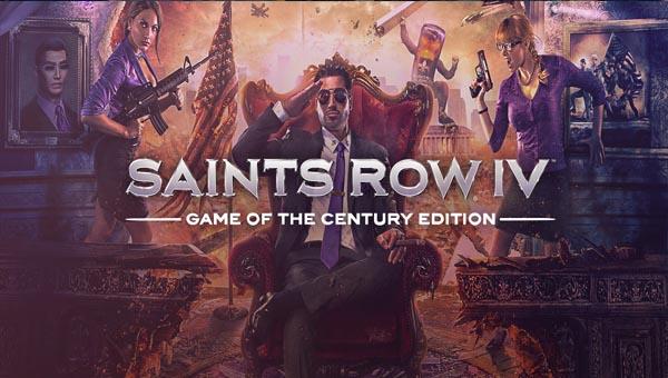 Saints Row IV игра