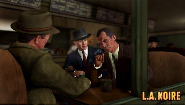 A. Noire игра