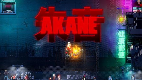 Akane игра