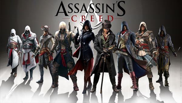 Assassins Creed игра