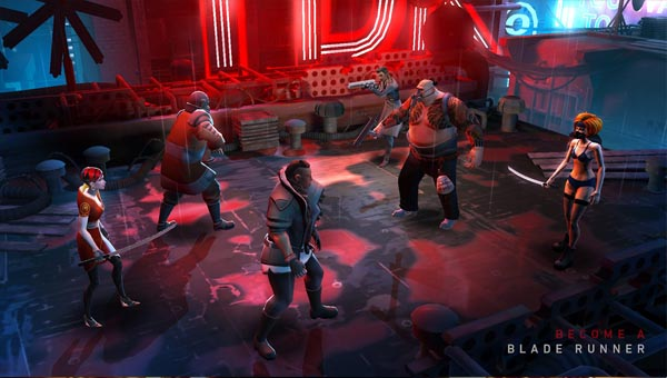 Blade Runner игра