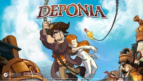 Deponia игра
