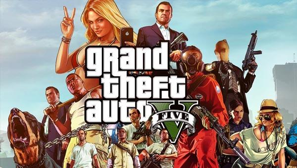 Grand Theft Auto V игра