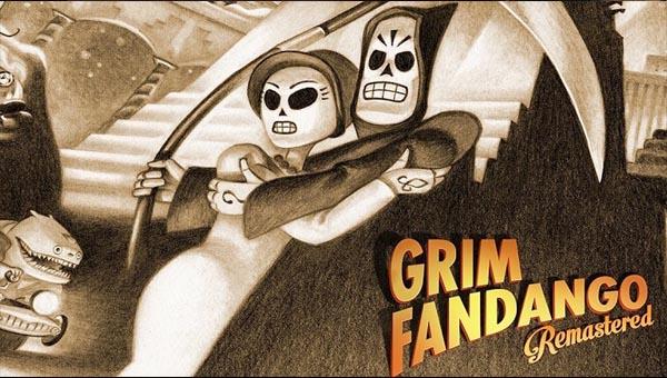 игра Grim Fandango