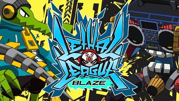 Lethal-League-Blaze игра