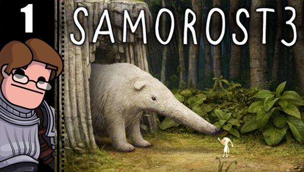 Samorost 1-3 игра