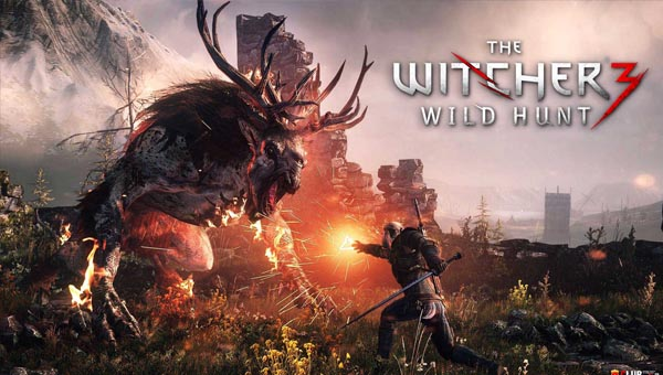 The Witcher 3: Wild Hunt игра