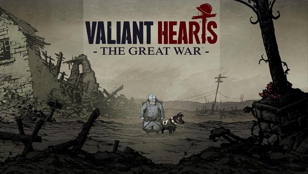 Valiant Hearts: The Great War игра
