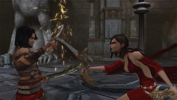 Prince of Persia 2 идет на мобильные устройства