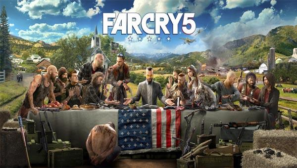 Far cry 5 шутер