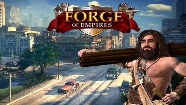 Forge of Empires игра