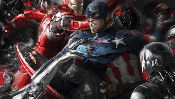 Прощай капитан Америка (Мстители 4: финал)