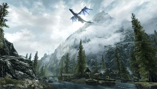 Легендарная игра Skyrim – 3 причины поиграть техногуру