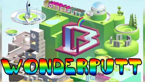 Wonderputt игра