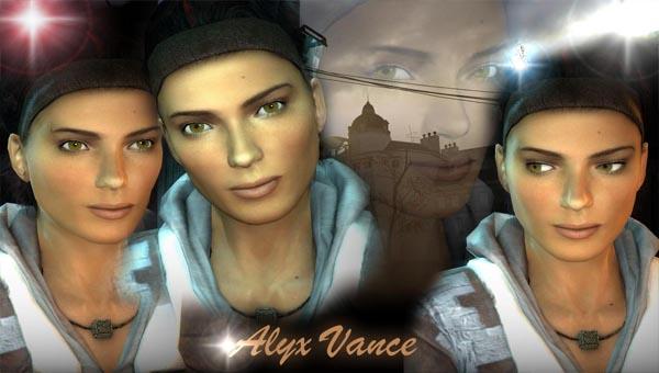 Аликс Вэнс – Half Life 2
