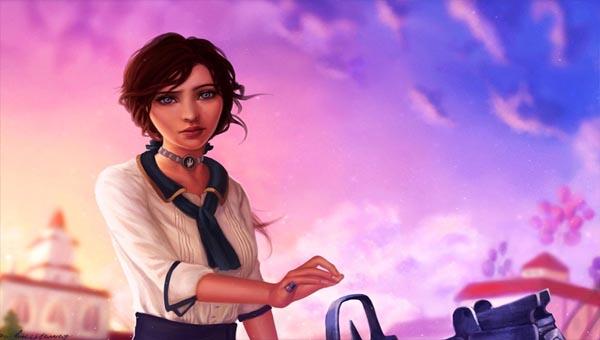 Элизабет - BioShock: Infinite